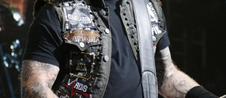 James Hetfield: Nie boimy się pokazać z głupkowatej, śmiesznej strony