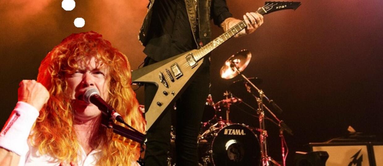 James Hetfield: Nie jesteśmy wielkimi muzykami