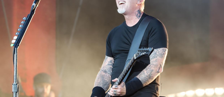 James Hetfield: Nie ma sensu obrażać się na Dave'a Mustaine'a