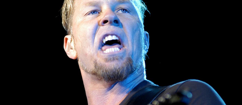 James Hetfield: Straciliśmy miliony na naszym festiwalu