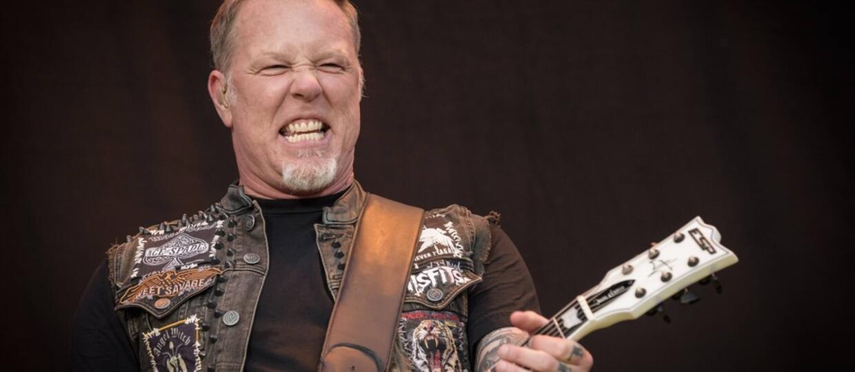 James Hetfield wskazał swój ulubiony moment koncertów Metalliki