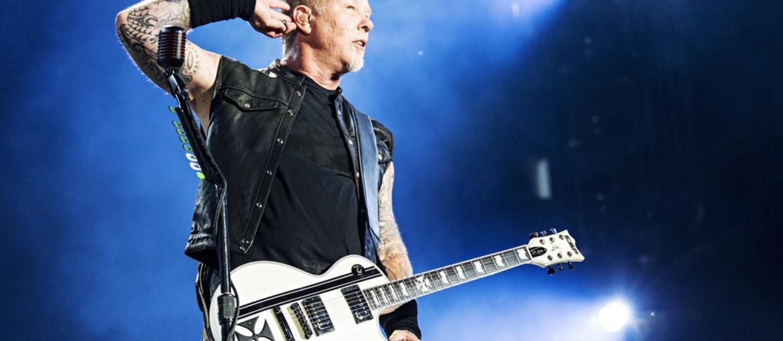 James Hetfield wyjaśnił, jak powstają tytuły Metalliki