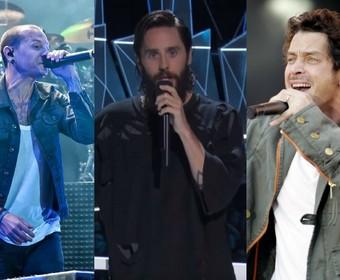 Jared Leto wspomina Benningtona i Cornella na gali MTV