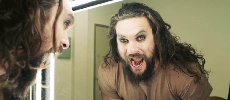 Jason Momoa jako Ozzy Osbourne