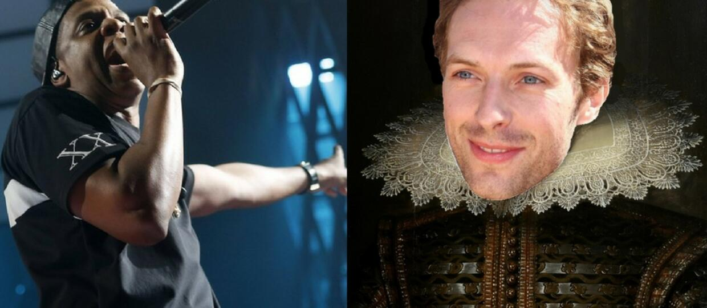 Jay-Z: Chris Martin z Coldplay to współczesny Szekspir