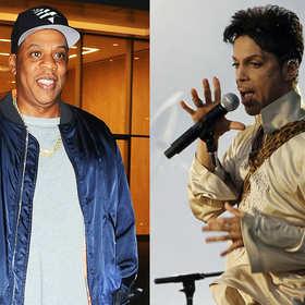 Jay-Z pracuje nad pośmiertnym albumem Prince'a