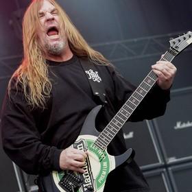 Jeff Hanneman, gitarzysta Slayera zmarł 5 lat temu