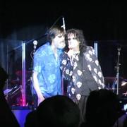 Jim Carrey i Steven Tyler wystąpili z Alice Cooperem