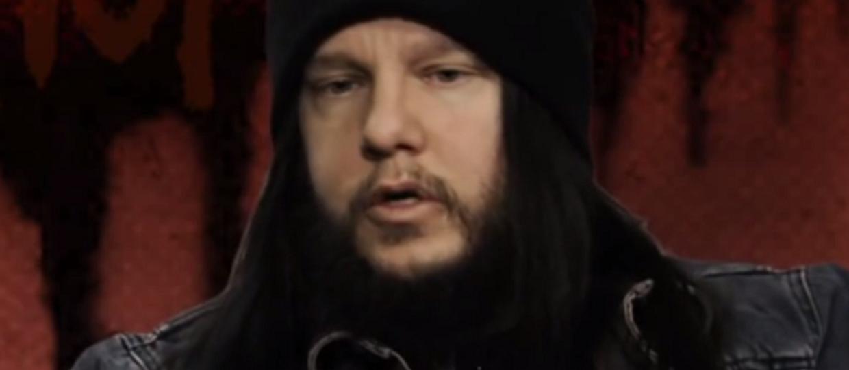 Joey Jordison odszedł ze Slipknota z powodu choroby?