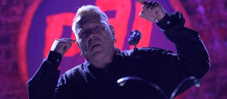 John Lydon rozsypał prochy fana na koncercie Public Image Ltd.