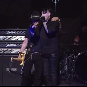 Johnny Depp dołączy do zespołu Marilyna Mansona?