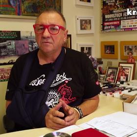 Jurek Owsiak stanie przed sądem za niecenzuralne słowa na 23. Przystanku Woodstock. Uważa sprawę za absurdalną