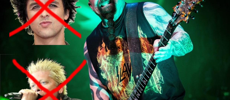 Kerry King: Buntowaliśmy się przeciwko Green Day i The Offspring
