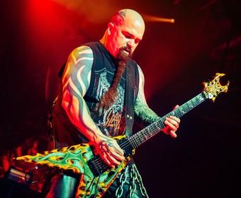 Kerry King: Deep Purple wpłynął na thrash metal, bo był szybszy od Black Sabbath