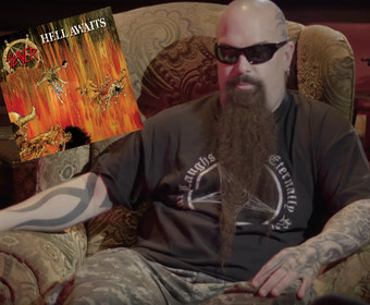 Kerry King: Drugi album Slayera to zrzyna z Mercyful Fate