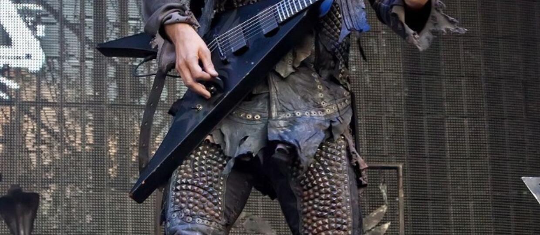 Kiedy Nergal zagra bluesa?
