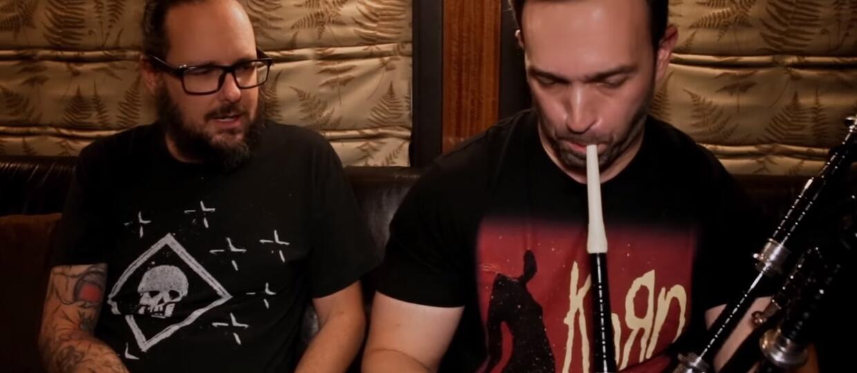 Kirk Hammett i Jonathan Davis opowiedzą historię metalu i horroru