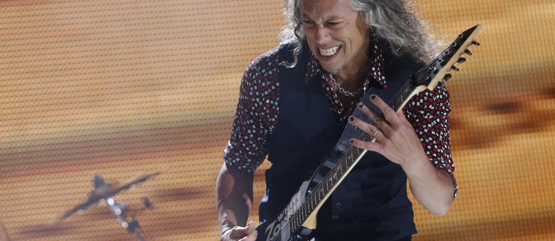 Kirk Hammett: Klipy do utworów z 10. płyty powstały, żeby fanowskie wideo nie były bardziej popularne