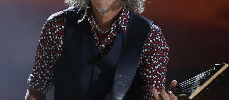 """Kirk Hammett: """"Lulu"""" to jedna z najważniejszych płyt w moim życiu"""