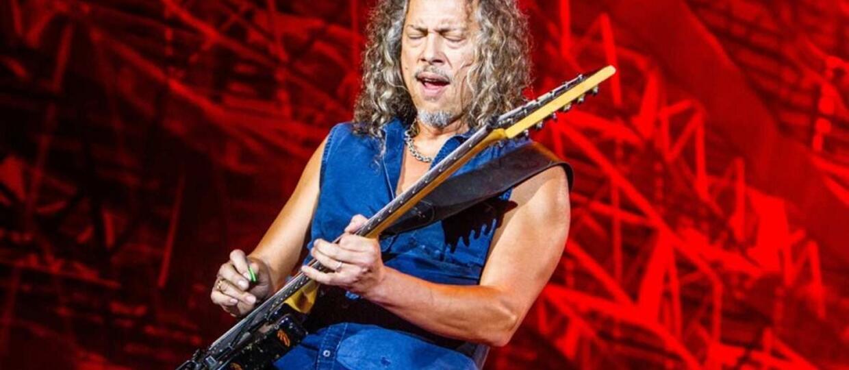 Kirk Hammett: Riffy, które zgubiłem prawdopodobnie nie były wystarczająco dobre