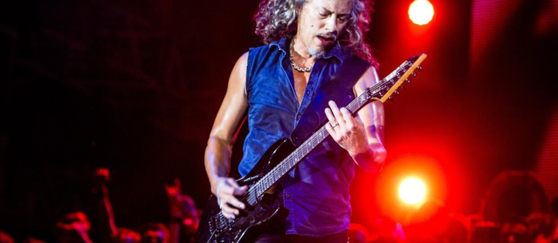 Kirk Hammett: Rodzina ma dla mnie najwyższy priorytet