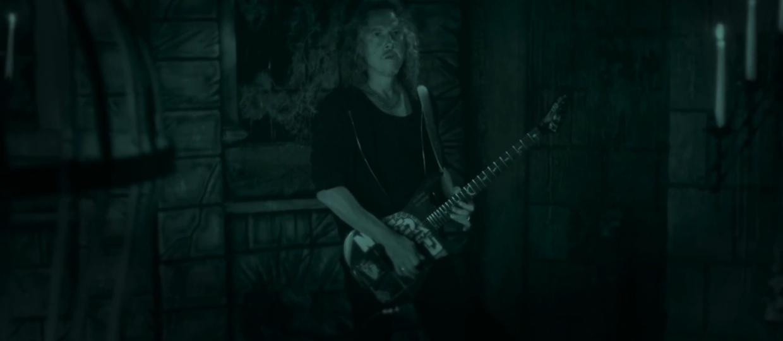 Kirk Hammett wypuści przerażającą gitarę!