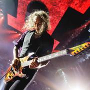 Kirk Hammett zagrał Black Sabbath z perkusistą Anthrax i gitarzystą Roba Zombie [WIDEO]