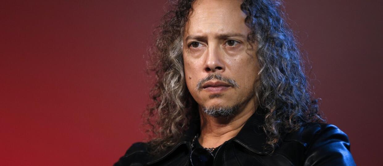 Kirk Hammett zgubił telefon z nowymi riffami