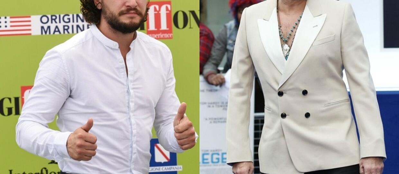 Kit Harington i Morrissey są jednymi z najgorzej ubranych mężczyzn