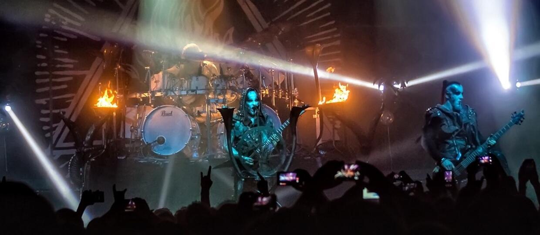 Kolejny kontrowersyjny plakat Behemotha zapowiada koncerty Merry Christless w 2018