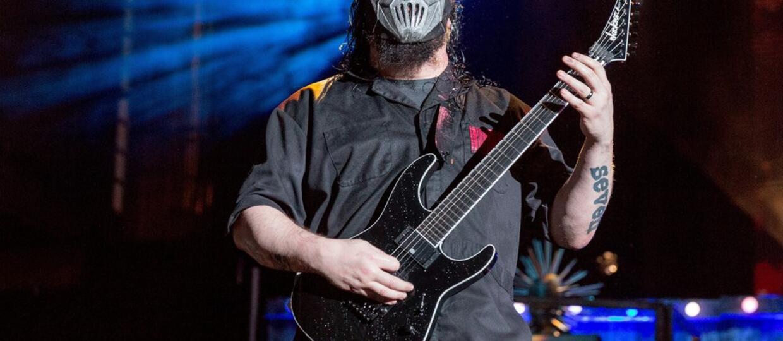Kolejny muzyk Slipknota przeszedł operację kręgosłupa