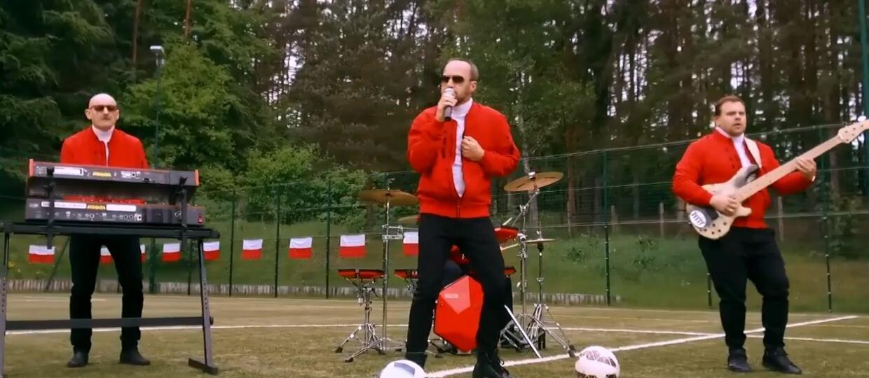Kombi nagrał kibicowską piosenkę na mistrzostwa świata w Rosji