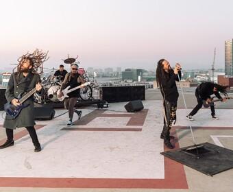Korn podjął współpracę z twórcami World of Tanks Blitz. Zobaczcie specjalny klip