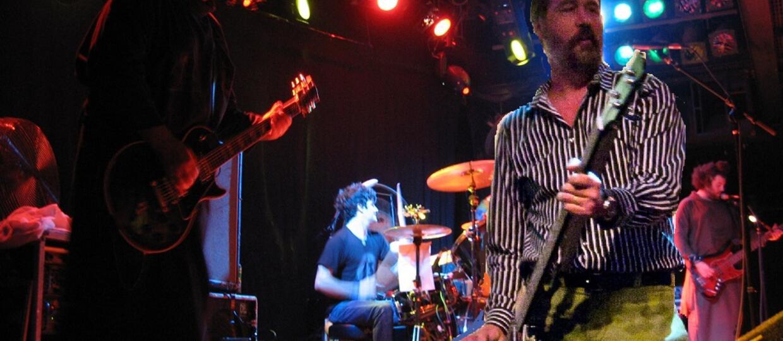 Krist Novoselic zagra na nowym albumie Melvins