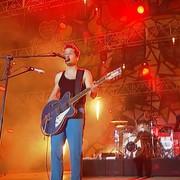 Krzysztof Zalewski na Pol'and'Rock Festival 2018