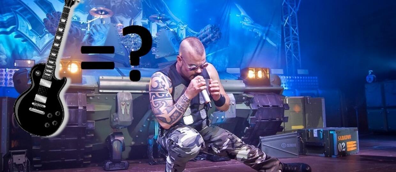 Kto jest nowym gitarzystą Sabatonu?