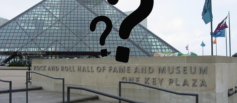 Kto nie chciał dołączyć do Rock and Roll Hall of Fame?