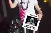 """Kto znajduje się na okładce płyty """"For Crying Out Loud"""" Kasabian?"""