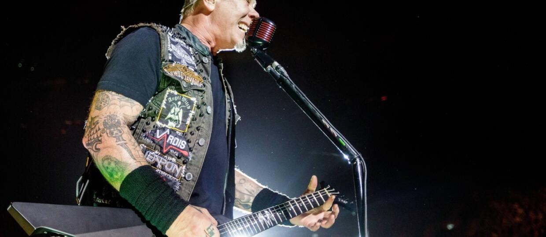 Którą płytę z wczesnych lat Metalliki lubi najbardziej James Hetfield?