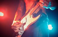 Rockowa gitara