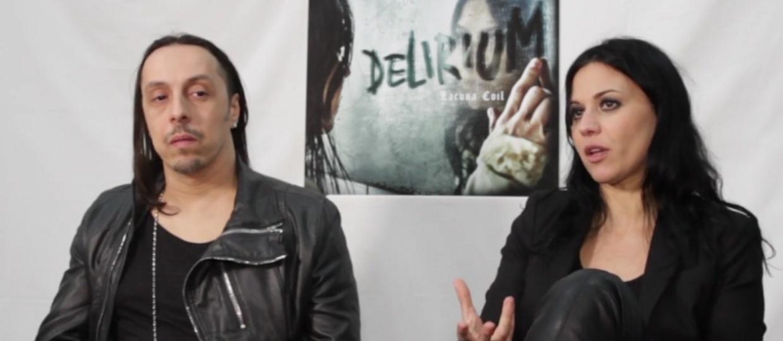 """Lacuna Coil: Album """"Delirium"""" to nowy rozdział"""