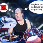 """Lars Ulrich: Grammy dla """"St. Anger"""" była nie na miejscu"""