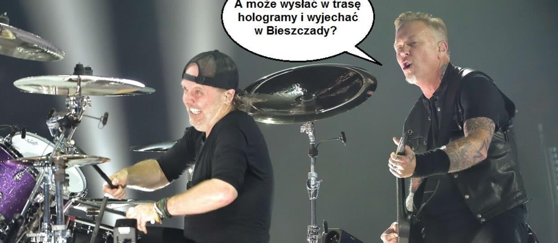 Lars Ulrich: Pewnego dnia hologramy mogą zastąpić nas w Metallice