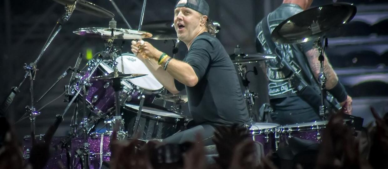 Lars Ulrich z Metalliki
