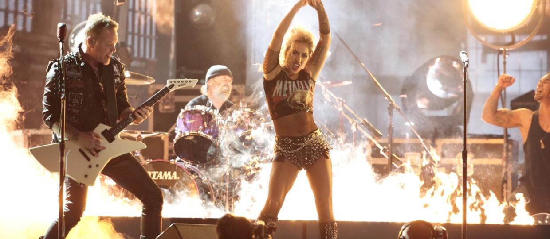 Lars Ulrich: Rozmawialiśmy o tym, żeby Lady Gaga dołączyła na stałe do Metalliki