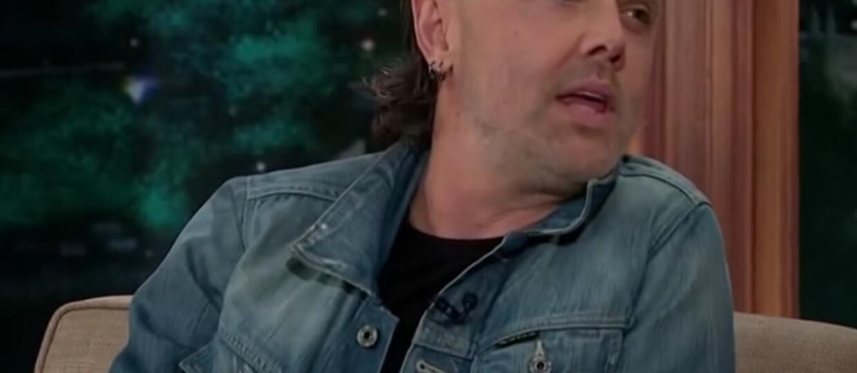 Lars Ulrich wspomina, jak zarzygał pokój hotelowy Lemmy'ego