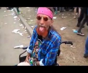 Legendarny Woodstockowicz zostanie upamiętniony na Woodstocku 2017