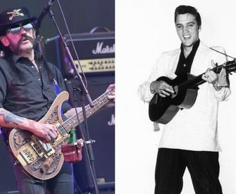 Lemmy Kilmister w coverze Elvisa Presleya