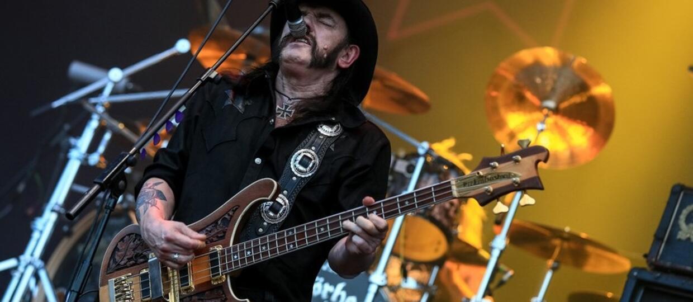 """Lemmy Kilmister z """"definitywną biografią"""""""