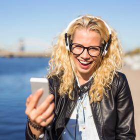 Spotify z letnią playlistą utworów